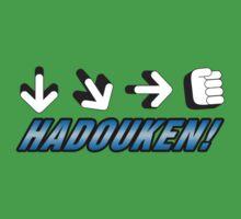 Hadouken One Piece - Short Sleeve