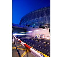 Fast lights Photographic Print