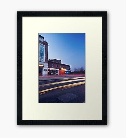 Sandymount Framed Print
