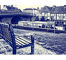 Rose of Hungerford Photographic Print