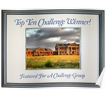 Banner - FFAC - Top Ten Winner Poster