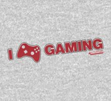 I Heart Gaming by GeekGamer