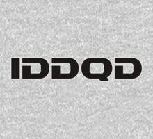 IDDQD One Piece - Long Sleeve
