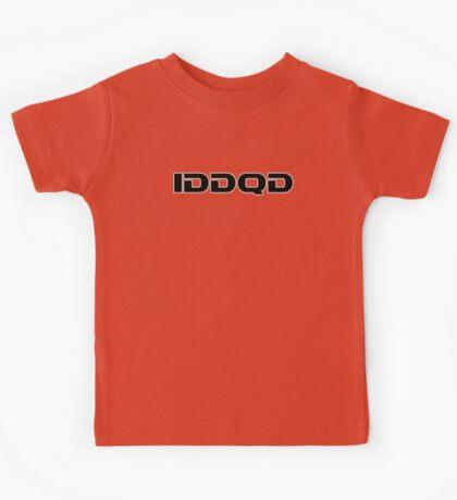 IDDQD Kids Tee