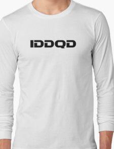 IDDQD Long Sleeve T-Shirt