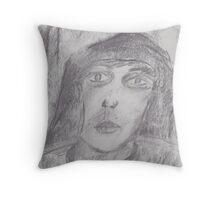 Egyptian Throw Pillow