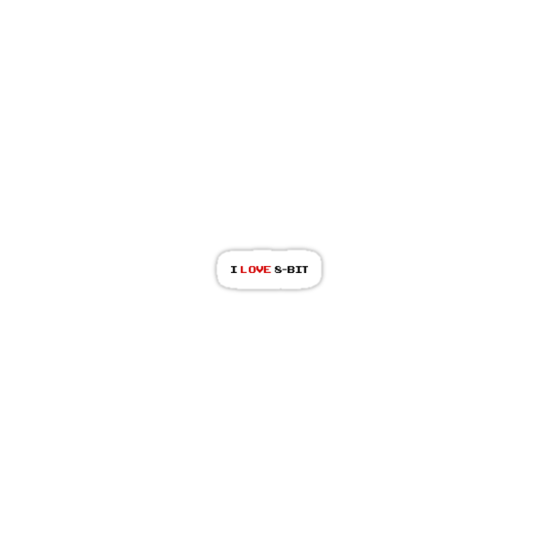 I Love 8-Bit by GeekGamer