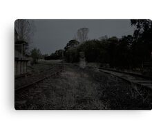 Ghost #2 Canvas Print