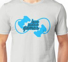 Love Video Games Unisex T-Shirt