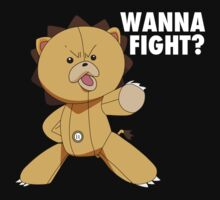 Bleach: Kon - Wanna Fight by maaiiccoo