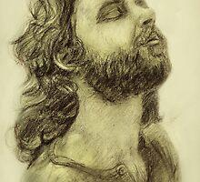 Jim Morrison by hasanabbas