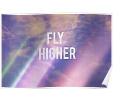 Fly Higher Poster