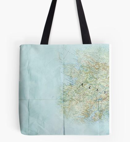 Looking For Alaska/ The Great Perhaps Tote Bag