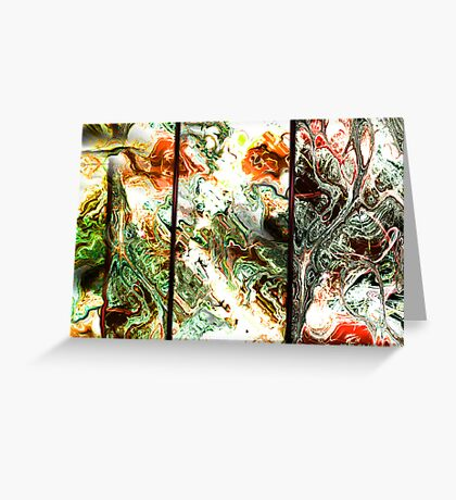 How My Garden Grows Greeting Card