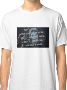 Don't Blink - Doctor Who Classic T-Shirt