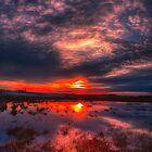 Prairie Sunset 2367_2013 by Ian McGregor