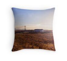 Somewhere in Donegal Throw Pillow