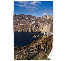 Slieve League, Co. Donegal Poster