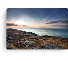 Malin Head Canvas Print