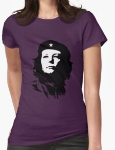 Julia Guevara White Edition Womens Fitted T-Shirt