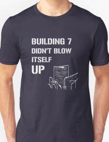 BUILDING 7 Unisex T-Shirt