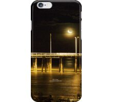 Moonlight Jetty iPhone Case/Skin