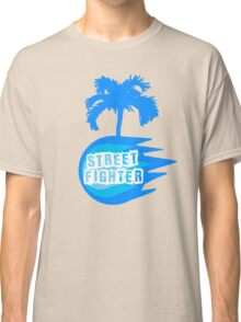 Beach Games TV Street Fighter Series Classic T-Shirt