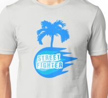 Beach Games TV Street Fighter Series Unisex T-Shirt