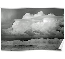 Cumulus Whitewash  Poster