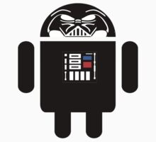 Darth Android Kids Clothes