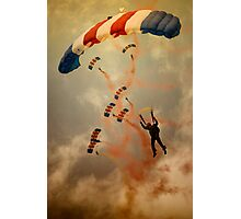 RAF Falcons 2013 Photographic Print