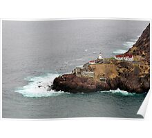 Lighthouse, Saint John's. Poster