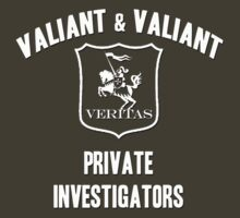 Valiant & Valiant Private Investigators by inesbot