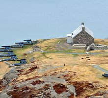 Queen's Battery, Newfoundland. by FER737NG