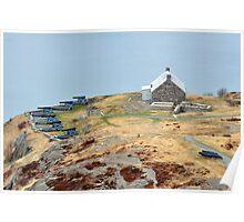 Queen's Battery, Newfoundland. Poster