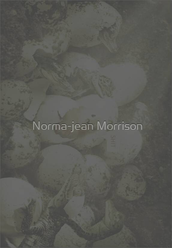 """""""HARD GOING"""" by Norma-jean Morrison"""