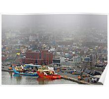 Saint John's, Newfoundland. Poster