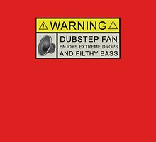 Dubstep Warning Unisex T-Shirt