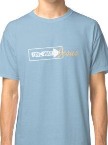 One Way Jesus Classic T-Shirt