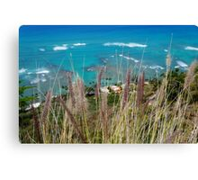 Pacific Ocean Canvas Print