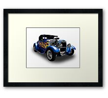 Ford - 1928 Model A Coupe Framed Print