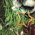 Festive Tree Ornament by Eliza Sarobhasa