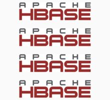 Apache HBase ×4 by posx ★ $1.49 stickers