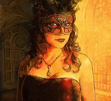 Masked by Joey Gates