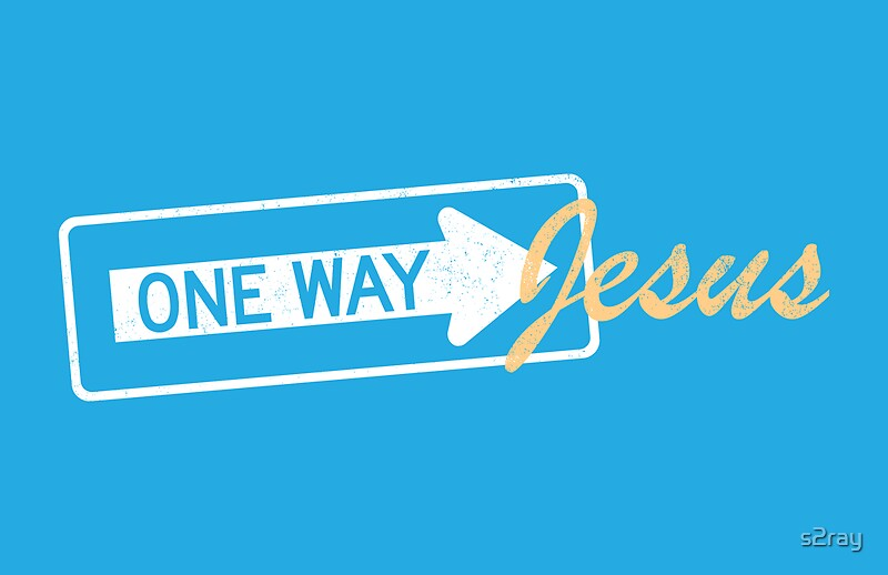 jesus one way - photo #5