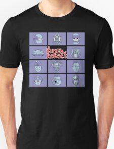 A Bunch of Robots T-Shirt