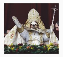 Sloth Pope  by winrarwins