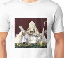 Sloth Pope  Unisex T-Shirt