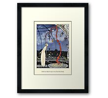 Old French Fairy Tales: A Tree of Marvelous Beauty Framed Print