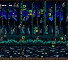 Another Screenshot of First Level by hydr0holic